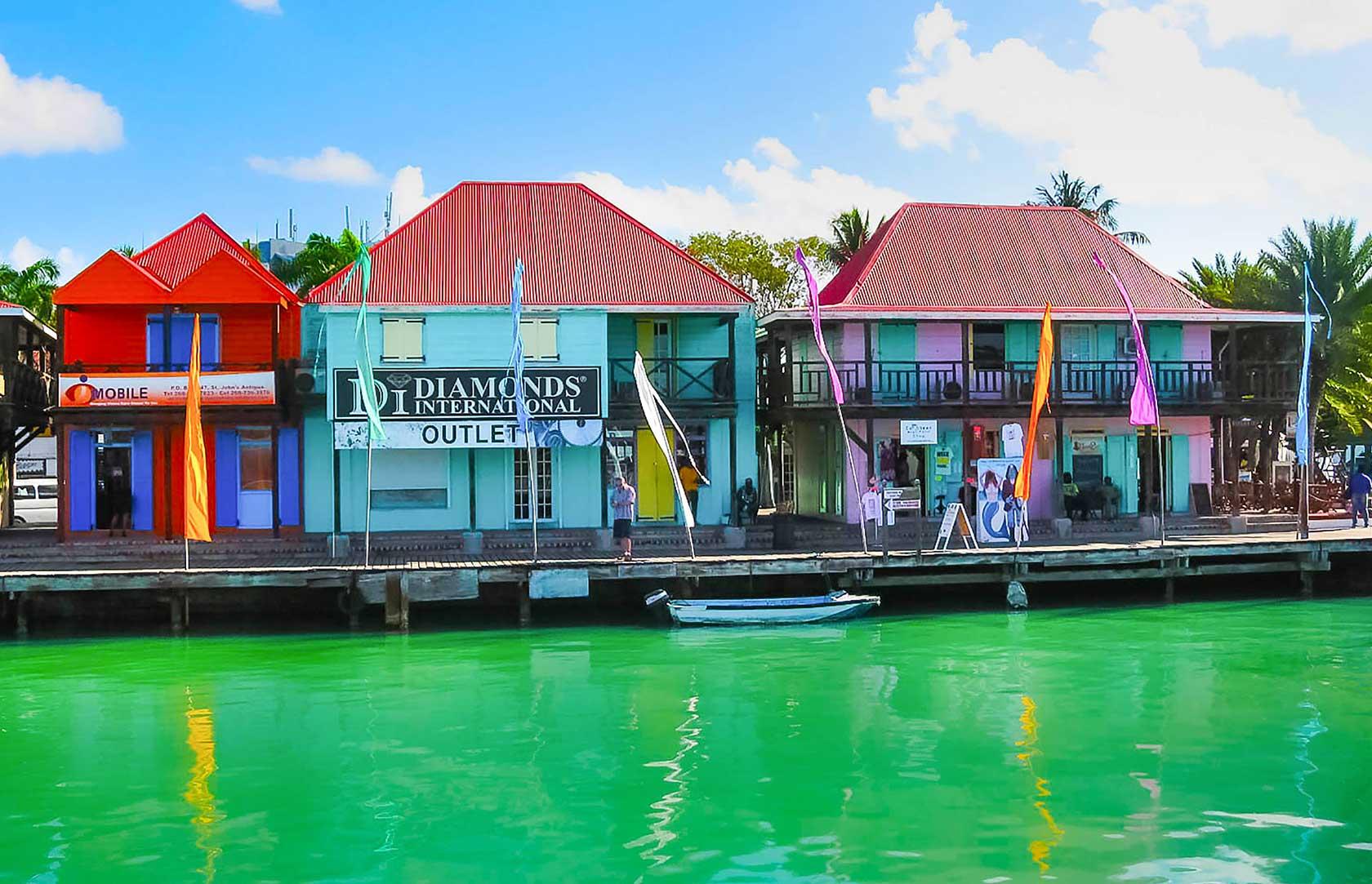 Antigua Travel Photos