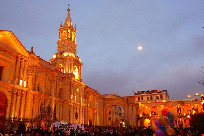 Arequipa Peru Travel Photos