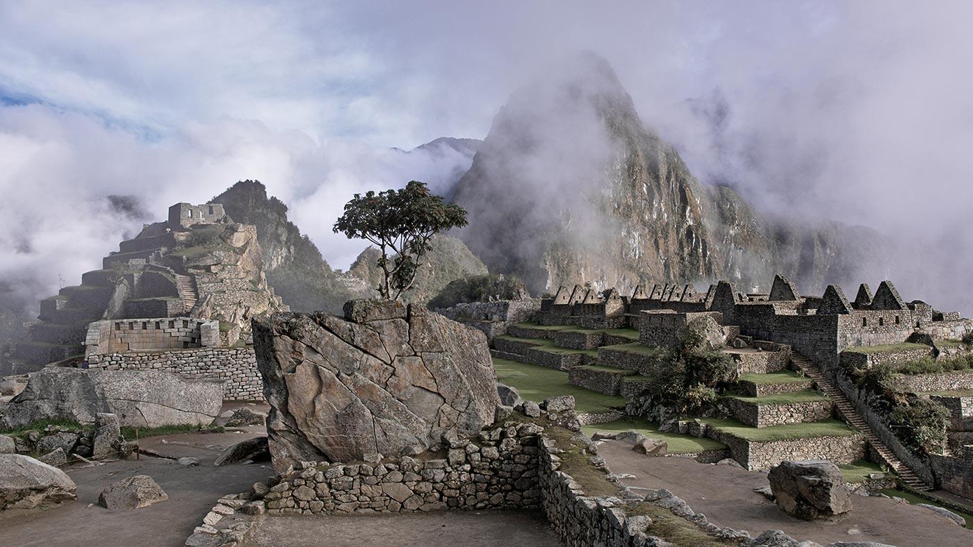 Mahu Picchu Peru Travel Photo