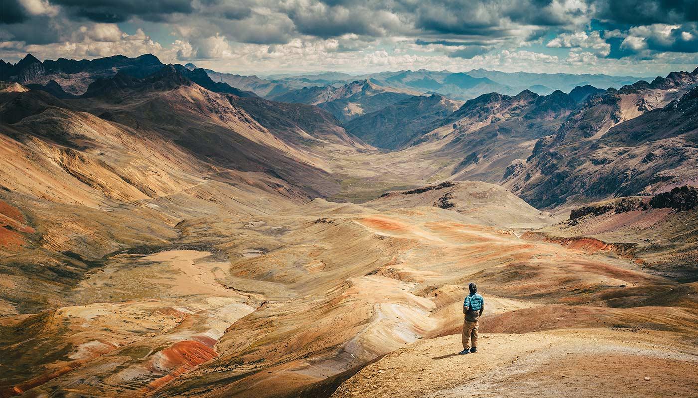 Peruvian Altiplano Travel Photo