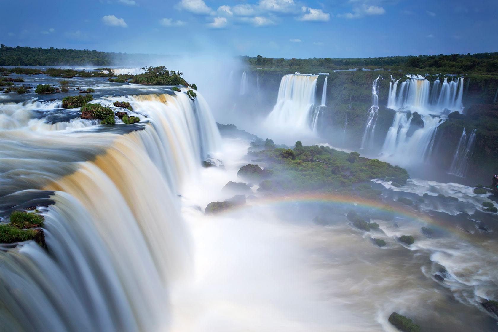 Photo of Iguazu Falls Brazil
