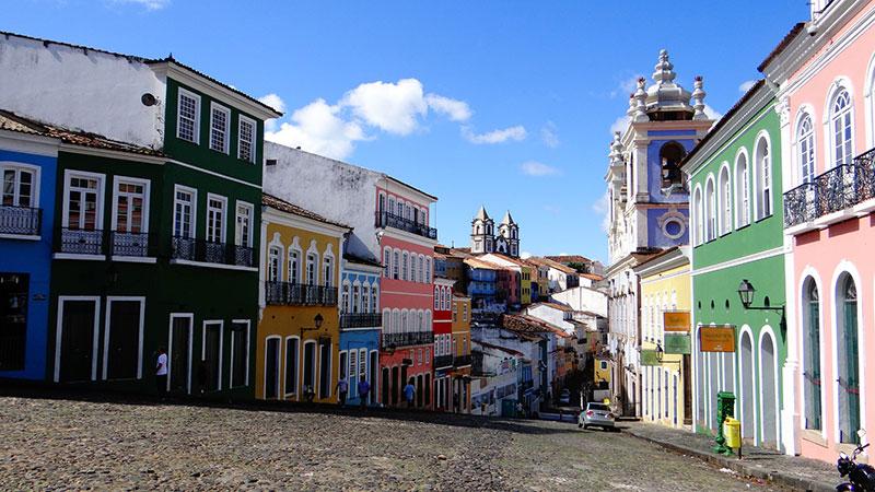 Picture of El Salvador City Brazil