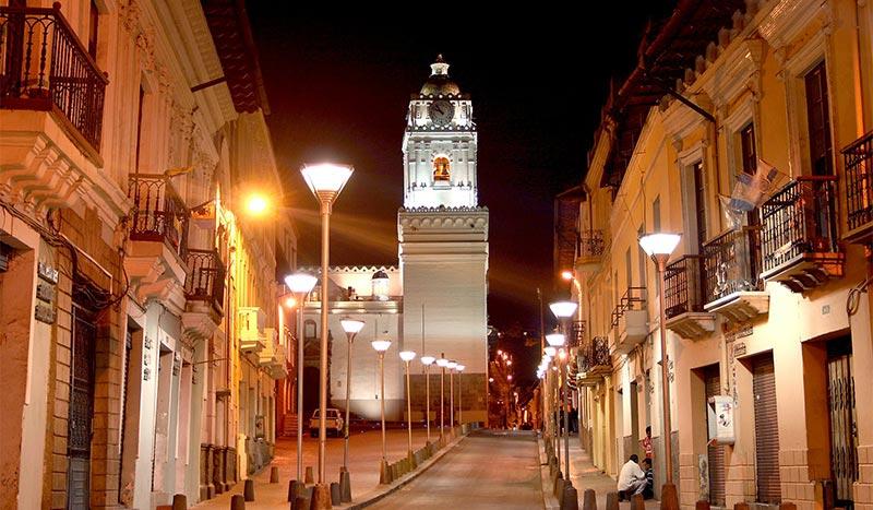 Picture of Quito Ecuador