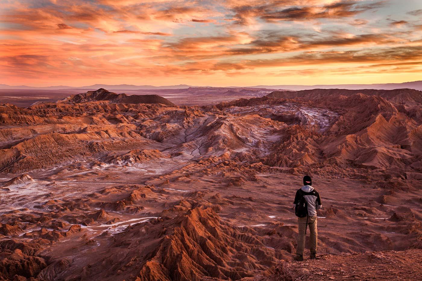 Chile Travel Inspiration
