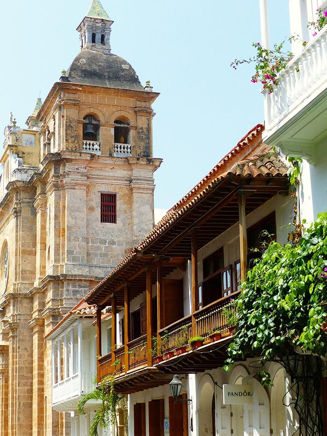 Photo of Cathedral Colombia