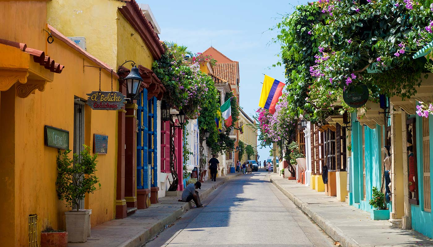 Travel Inspiration Colombia
