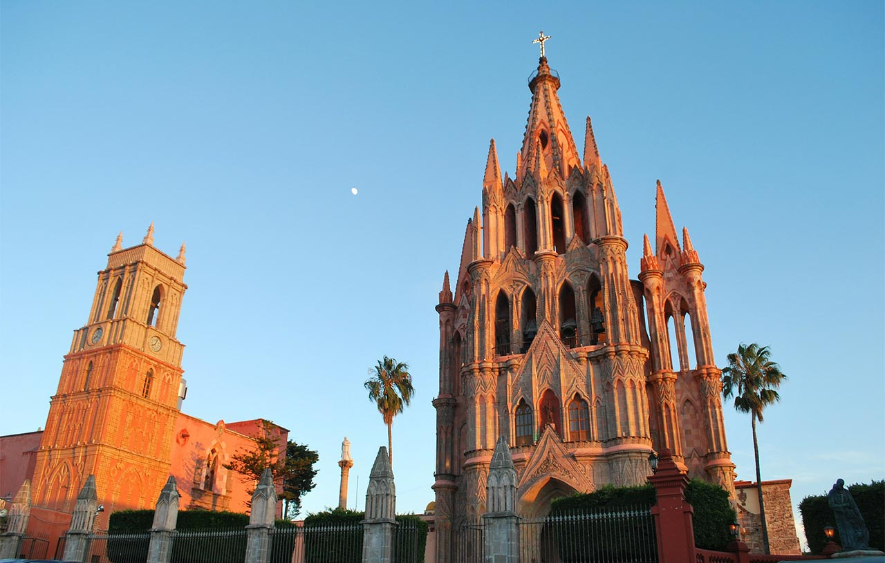 Picture of San Miguel Mexico